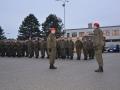 Garde - Begrüßung des ET 1_18 der 2. Gardekompanie in HORN_DSC_0421