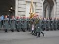 Garde - 3.GdKp - Gardemusik - Empfang Präsident Kolumbien_DSC_0506