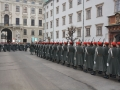 Garde - 3.GdKp - Gardemusik - Empfang Präsident Kolumbien_DSC_0514