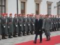 Garde - 3.GdKp - Gardemusik - Empfang Präsident Kolumbien_DSC_0528