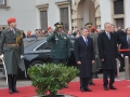 Garde - 3.GdKp - Gardemusik - Empfang Präsident Kolumbien_DSC_0544