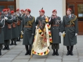 Garde - 3.GdKp - Gardemusik - Empfang Präsident Kolumbien_DSC_0554