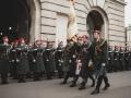 Garde_3.GdKp_Gardemusik_Empfang Präsident Serbien-EW7R46134