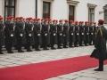 Garde_3.GdKp_Gardemusik_Empfang Präsident Serbien-EW7R46738