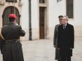 Garde_3.GdKp_Gardemusik_Empfang Präsident Serbien-EW7R46749