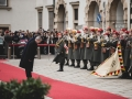 Garde_3.GdKp_Gardemusik_Empfang Präsident Serbien-EW7R477214