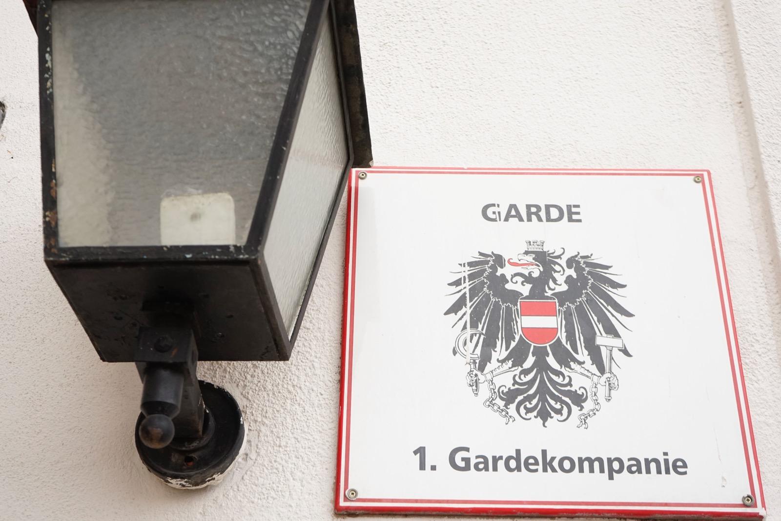 2018_11_05_1Gardekompanie_Einrücken - 1 of 8