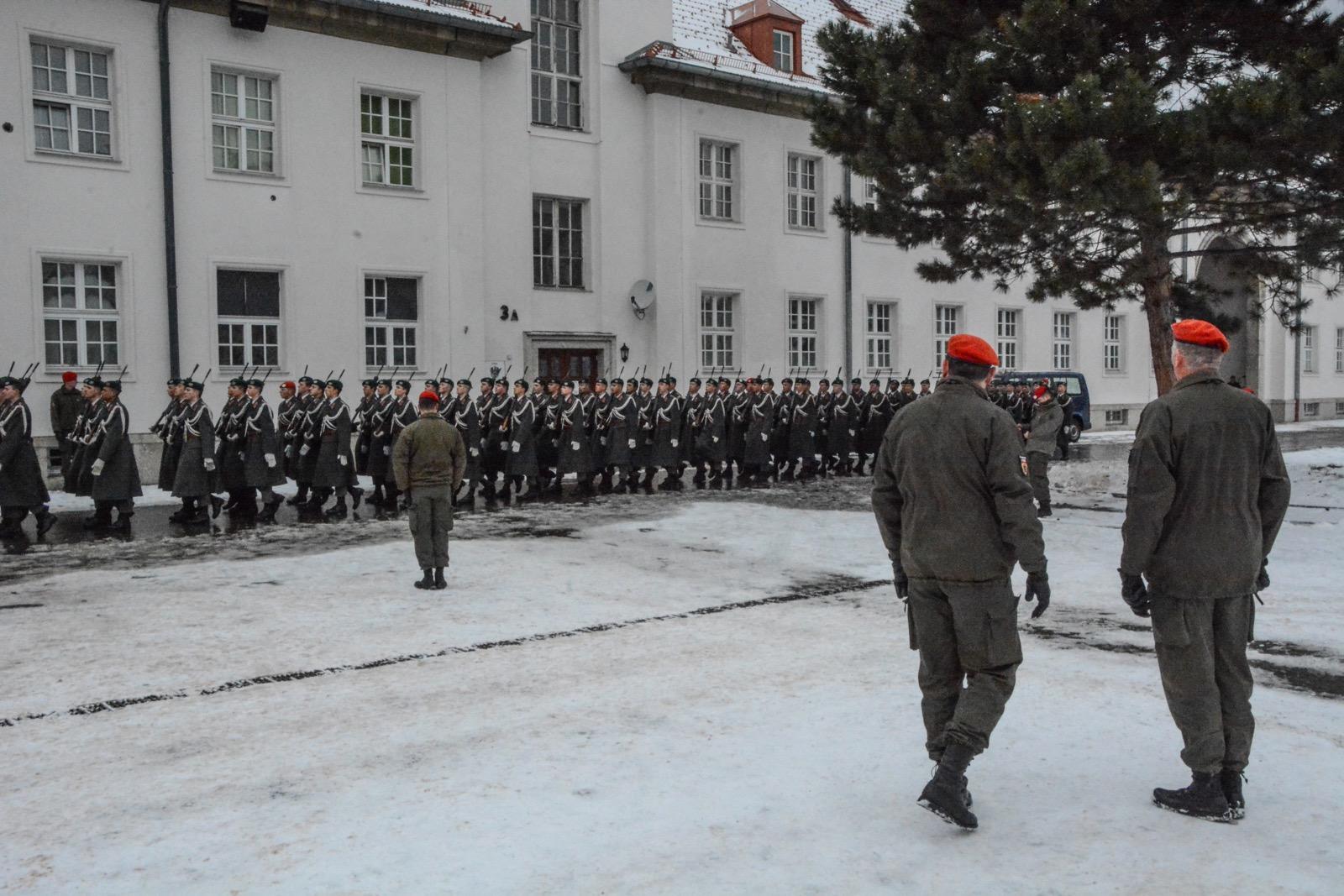 2019_01_04_1Gardekompanie_Zielüberprüfung - 3 of 8