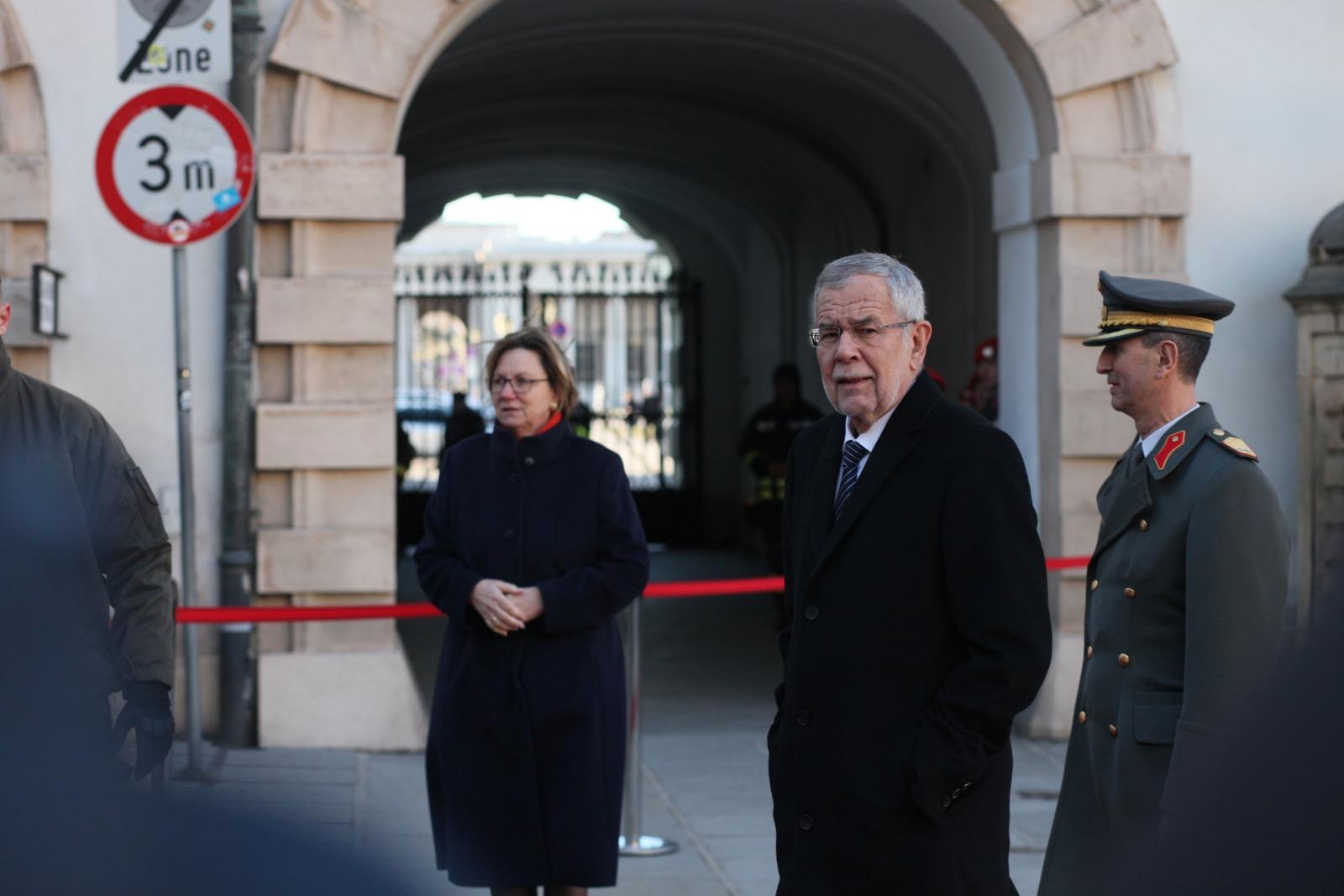 2019_01_11_1Gardekompanie_HBP_SUI_Präsident_Schweiz_Burghof - 6 of 36
