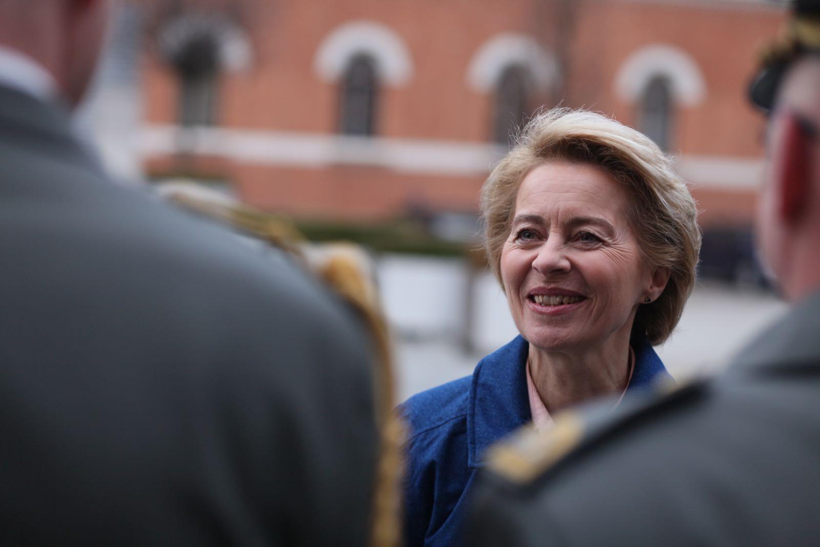 2019_01_18_1Gardekompanie_Treffen_Verteidigungsminister_DE_CHE_AUT_Rosau - 26 of 39