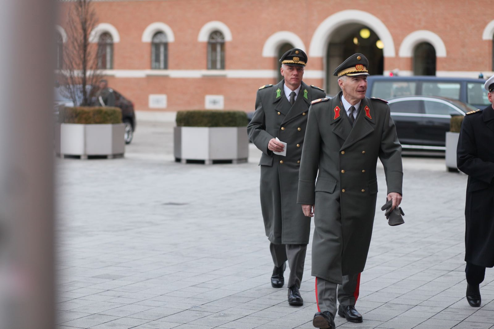 2019_01_18_1Gardekompanie_Treffen_Verteidigungsminister_DE_CHE_AUT_Rosau - 33 of 39