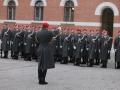 2019_01_18_1Gardekompanie_Treffen_Verteidigungsminister_DE_CHE_AUT_Rosau - 3 of 39
