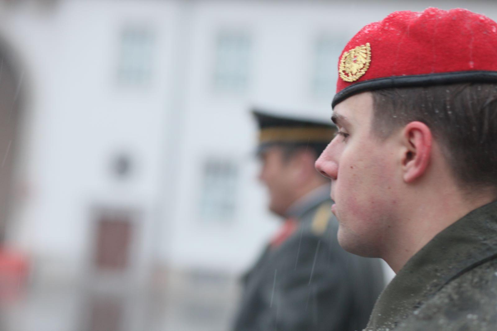 2019_01_18_5Gardekompanie_EVB_EUFOR_Verabschiedung_Einsatz - 2 of 24