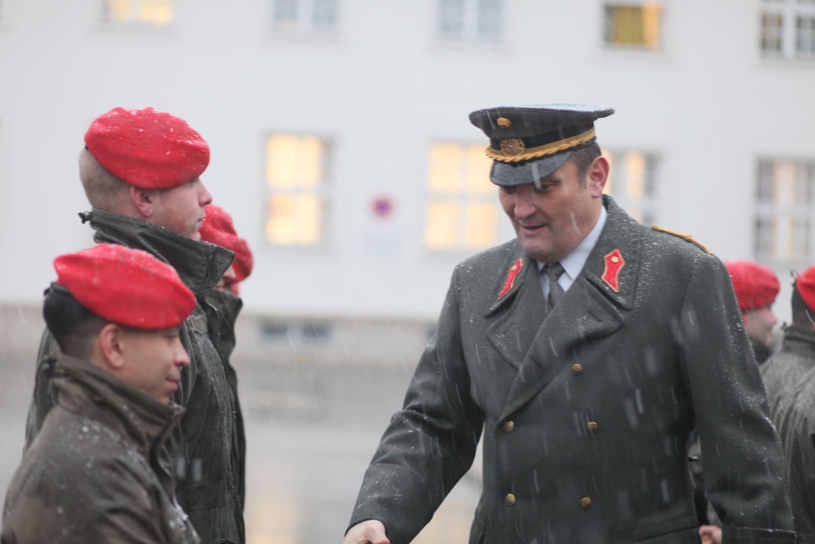 2019_01_18_5Gardekompanie_EVB_EUFOR_Verabschiedung_Einsatz - 23 of 24