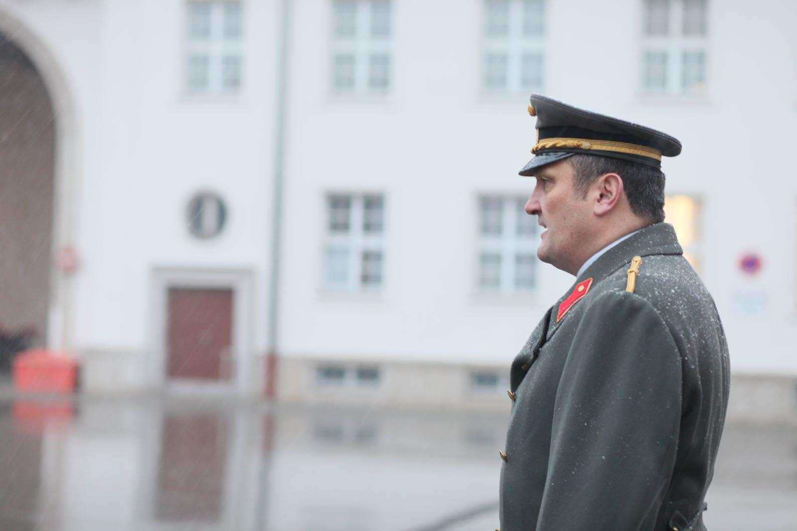 2019_01_18_5Gardekompanie_EVB_EUFOR_Verabschiedung_Einsatz - 3 of 24