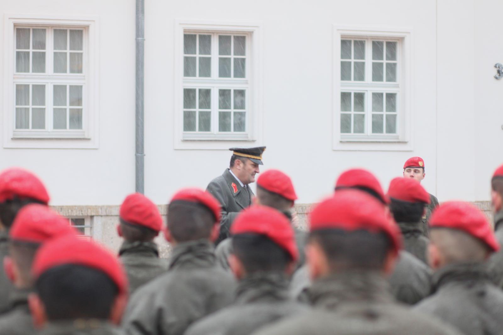 2019_01_18_5Gardekompanie_EVB_EUFOR_Verabschiedung_Einsatz - 7 of 24