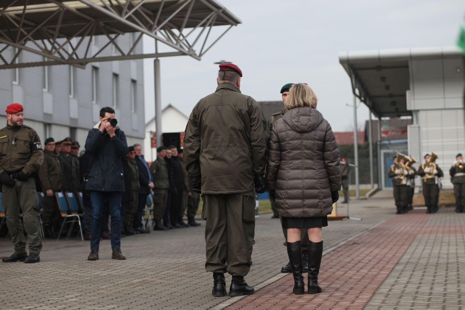 2019_02_08_5Gardekompanie_KPE_EUFOR30_Verabschiedung - 12 of 61