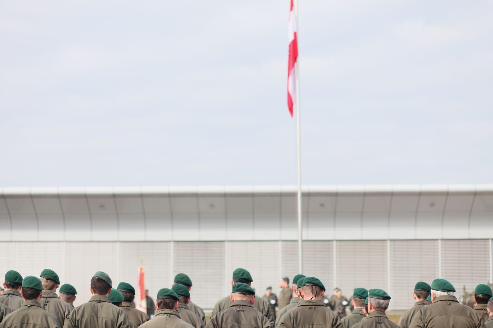 2019_02_08_5Gardekompanie_KPE_EUFOR30_Verabschiedung - 32 of 61