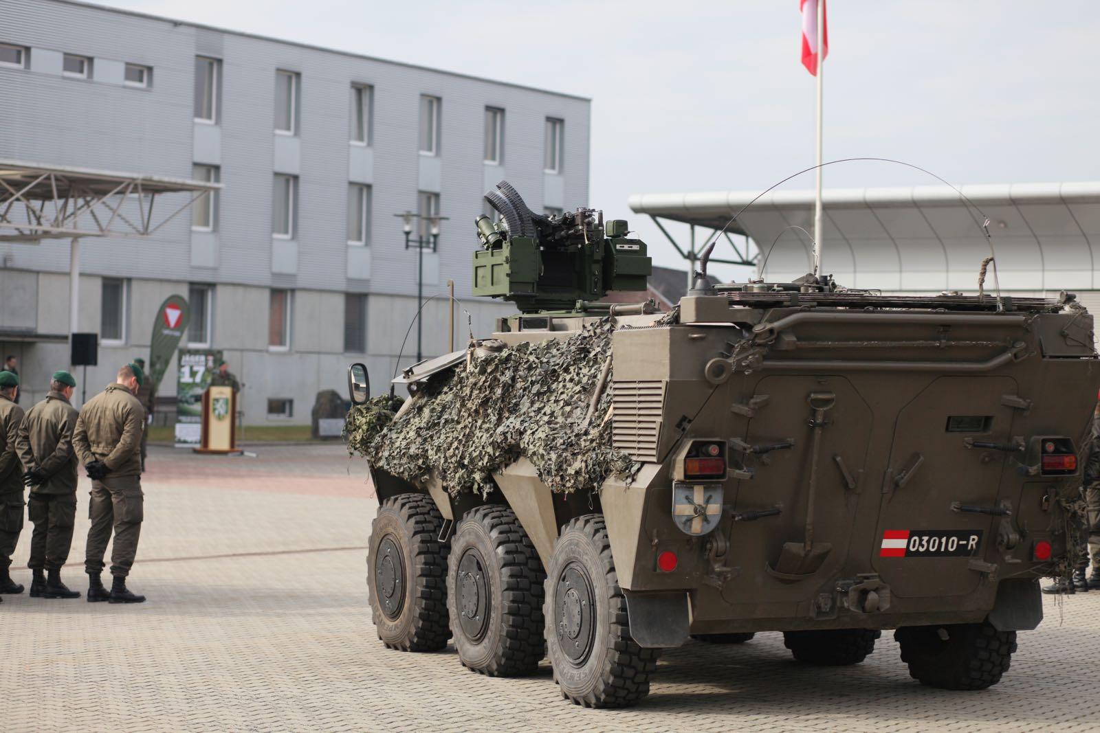 2019_02_08_5Gardekompanie_KPE_EUFOR30_Verabschiedung - 38 of 61
