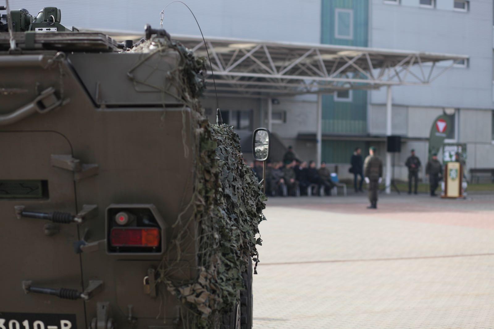 2019_02_08_5Gardekompanie_KPE_EUFOR30_Verabschiedung - 40 of 61