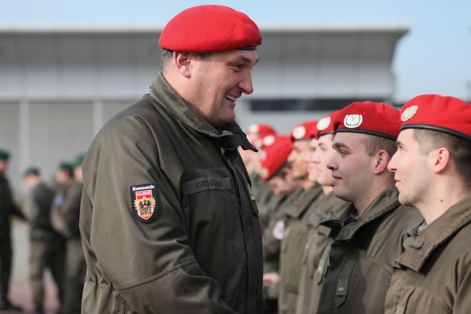 2019_02_08_5Gardekompanie_KPE_EUFOR30_Verabschiedung - 54 of 61