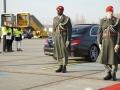 2019_03_04_4Gardekompanie_Flughafenspalier_Katar_Kneissl - 16 of 17