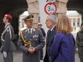 2019_03_05_4Gardekompanie_Empfang_KATAR_HBP_Hofburg - 7 of 21