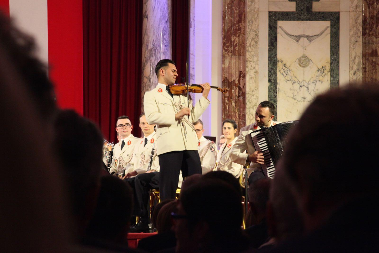 2019_03_14Gardemusik_Frühjahrskonzert_HBP_Hofburg - 102 of 177