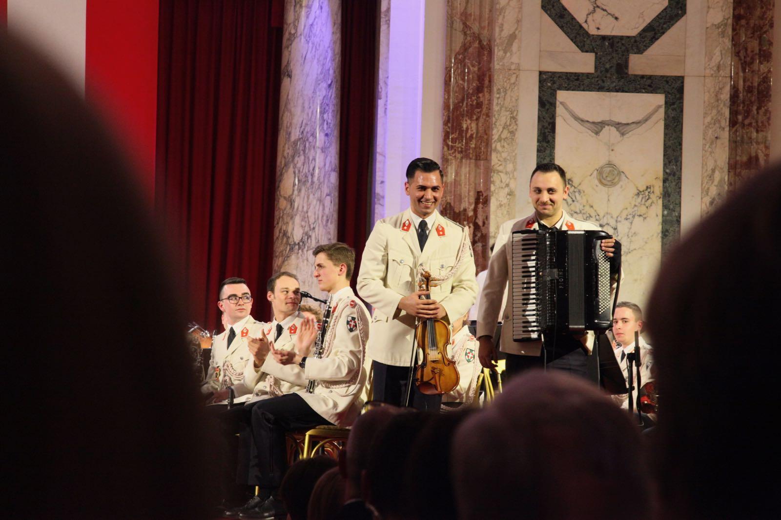 2019_03_14Gardemusik_Frühjahrskonzert_HBP_Hofburg - 104 of 177