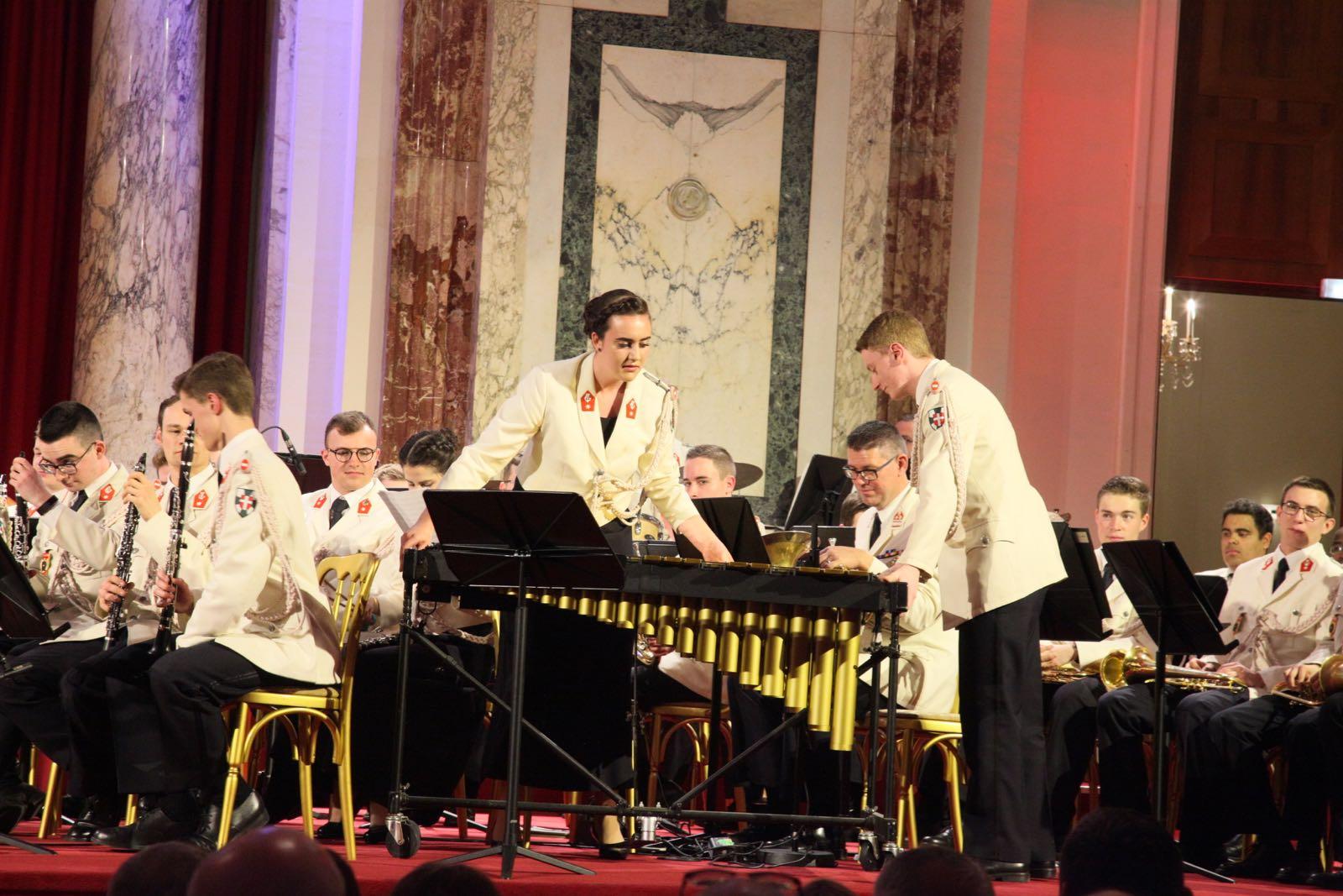 2019_03_14Gardemusik_Frühjahrskonzert_HBP_Hofburg - 109 of 177