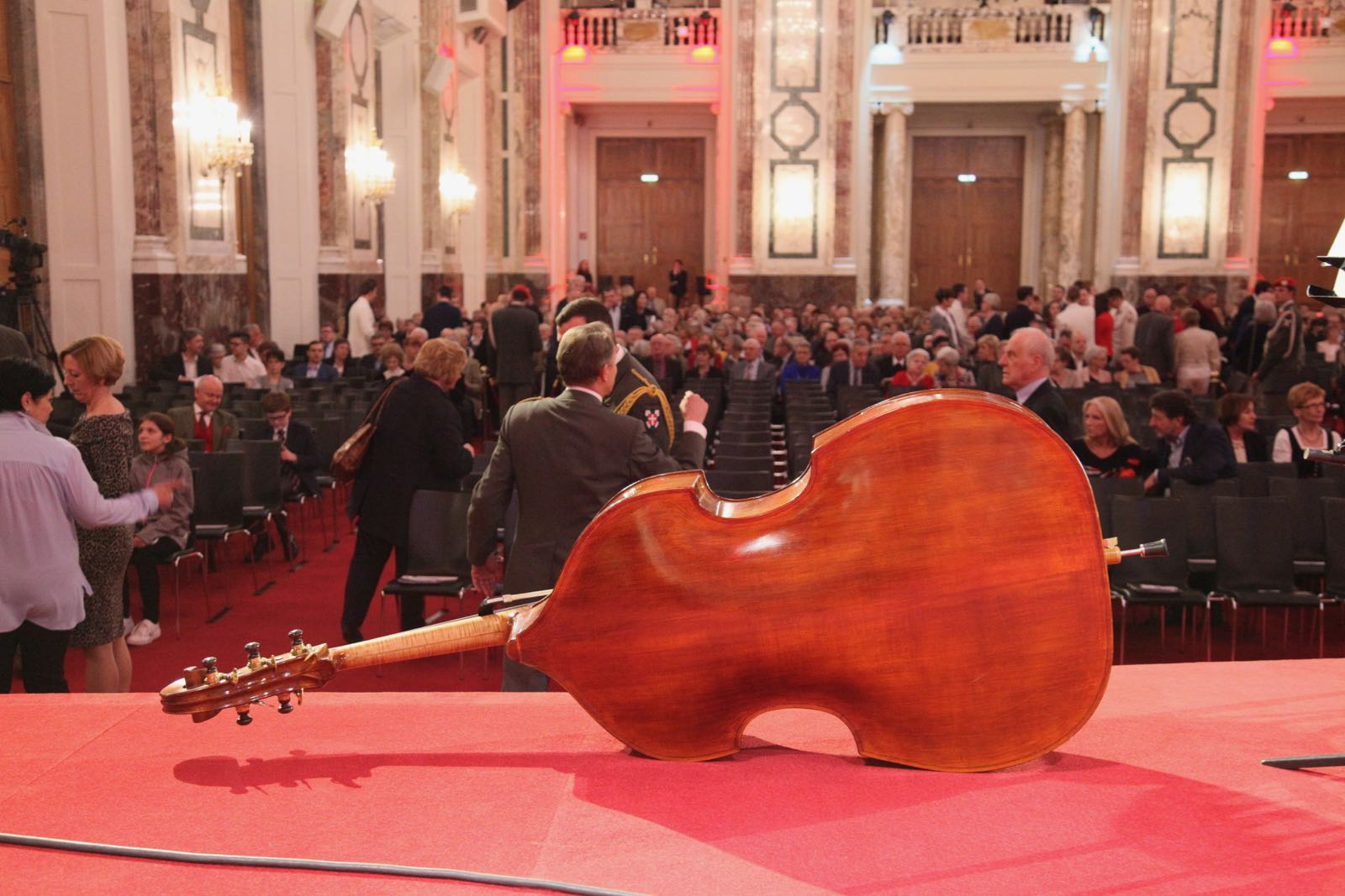 2019_03_14Gardemusik_Frühjahrskonzert_HBP_Hofburg - 27 of 177