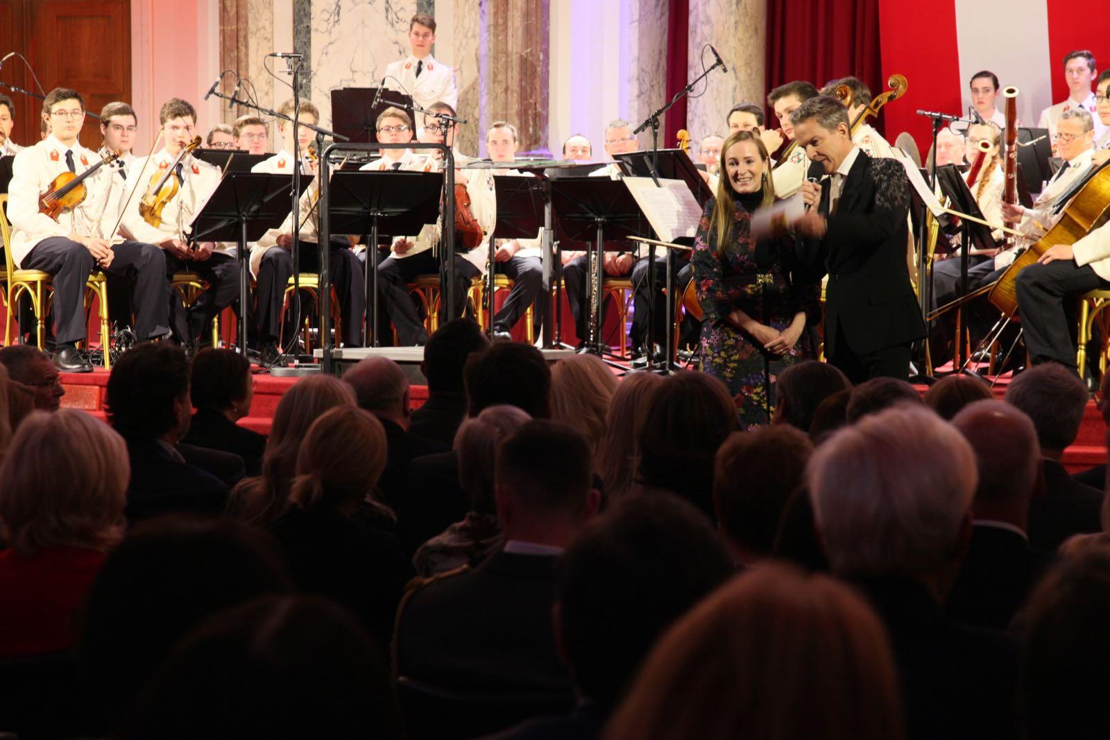 2019_03_14Gardemusik_Frühjahrskonzert_HBP_Hofburg - 44 of 177