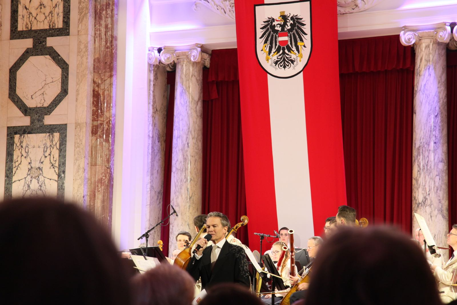 2019_03_14Gardemusik_Frühjahrskonzert_HBP_Hofburg - 45 of 177