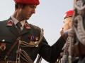 2019_04_09_4Gardekompanie_Montenegro_Ballhausplatz - 10 of 34