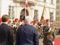 2019_04_09_4Gardekompanie_Montenegro_Ballhausplatz - 16 of 34