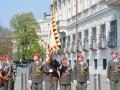2019_04_09_4Gardekompanie_Montenegro_Ballhausplatz - 7 of 34