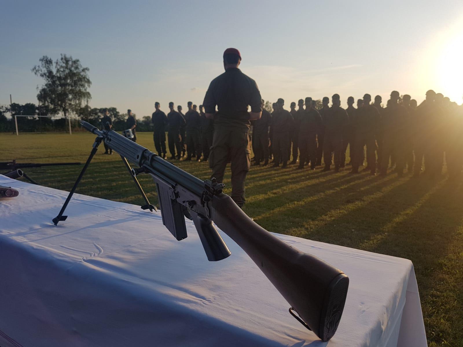 2019_08_01_Garde_1.GdKp_Horn_feierliche-Waffenübergabe-StG58_22